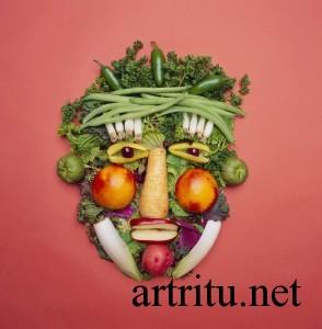 Профилактика артрита при помощи диеты