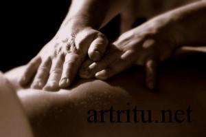 Массаж при артритах суставов