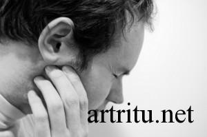 Артрит височно-нижнечелюстного сустава