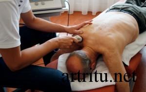 Ультразвуковая терапия при лечении артрита