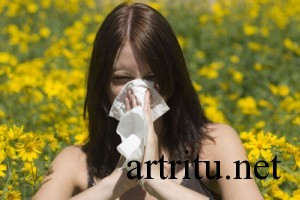 Диагностика аллергического артрита