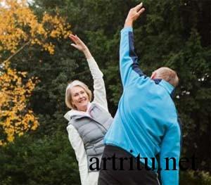 Гимнастика при артритах