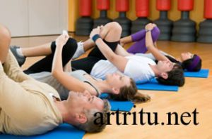 Артрит локтевого сустава гимнастика видео thumbnail