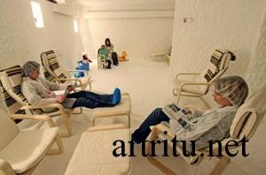 Соляная пещера (спелеотерапия) для лечения артрита