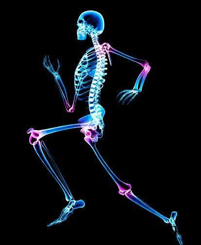Растягиваем коленный сустав