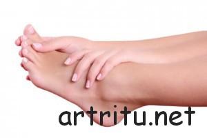 Симптомы бурсита голеностопного сустава и стопы