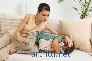 Артрит у ребенка лечение прогноз