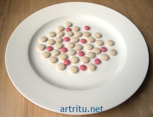 Медикаментозное лечение артрозо-артрита