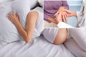 Псориатический артрит при беременности