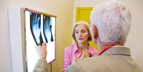 Рентген при диагностике ревматизма