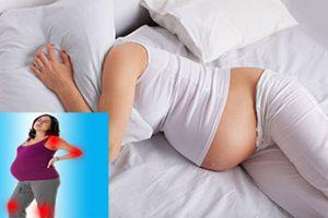Резкие боли в суставах при беременности