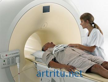 Диагностика организма при помощи МРТ
