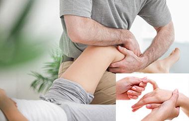 контрактура лечение - массаж