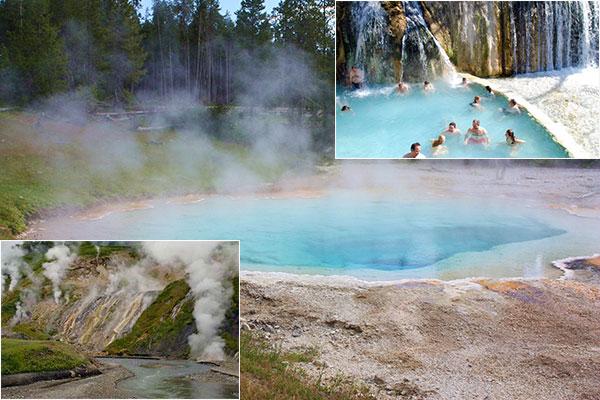 источники термальной и минеральной воды