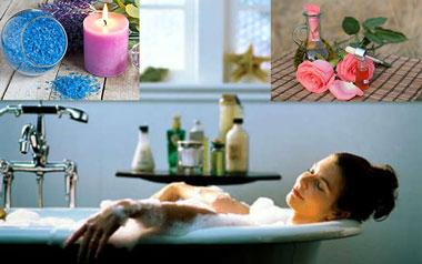 Средства для SPA-ванны дома