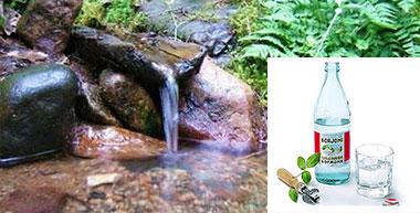 Свойства минеральных вод