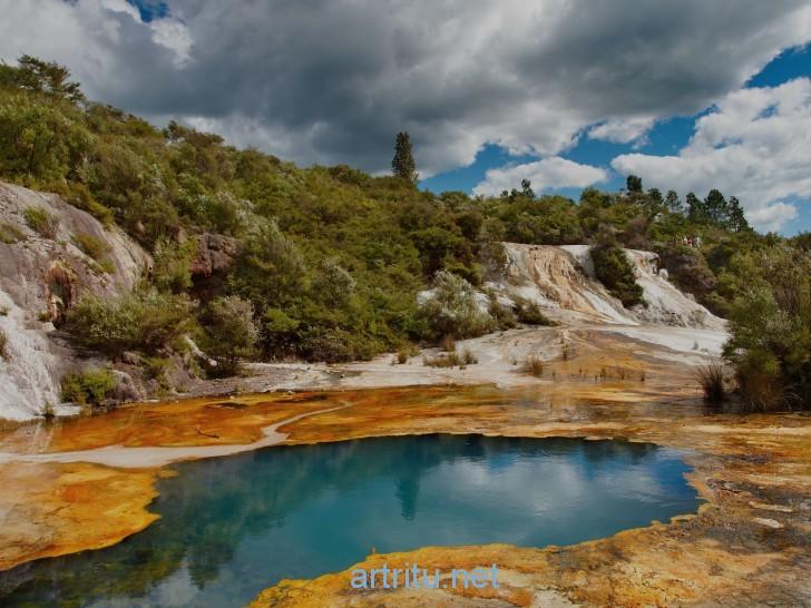 Роторуа - СПА-курорт Новой Зеландии