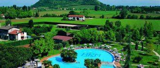 SPA-курорты Италии - Абано Терма