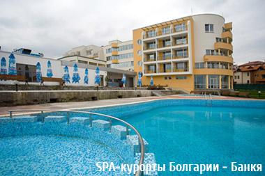 SPA-курорты Болгарии - Банкя