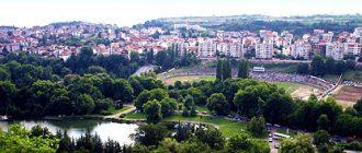 SPA-курорты Болгарии - Сандански