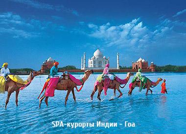 SPA-курорты Индии - Гоа