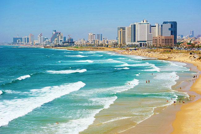 SPA-курорты Израиля
