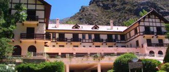 SPA-курорты Аргентины - Вильявисенсио