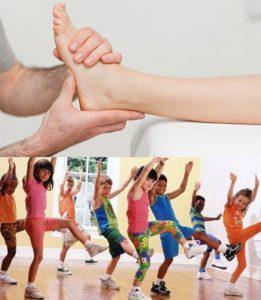 Физиотерапия для лечения ювенильного анкилозирующего спондилоартрита у детей