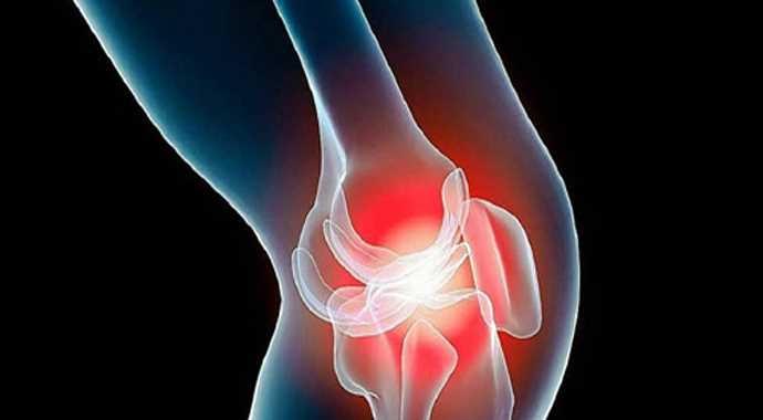Дистрофические процессы в коленном суставе