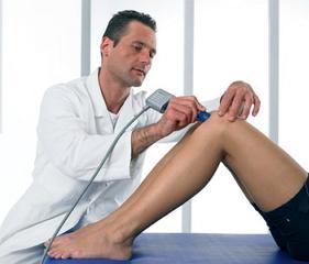 Физиотерапия менисцита