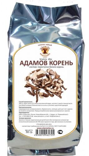 Изображение - Корень лечит суставы adamov-koren-1