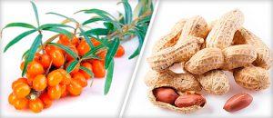 Витамин А и Е в продуктах
