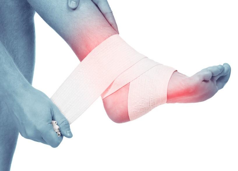 Характерные симптомы артрита стопы