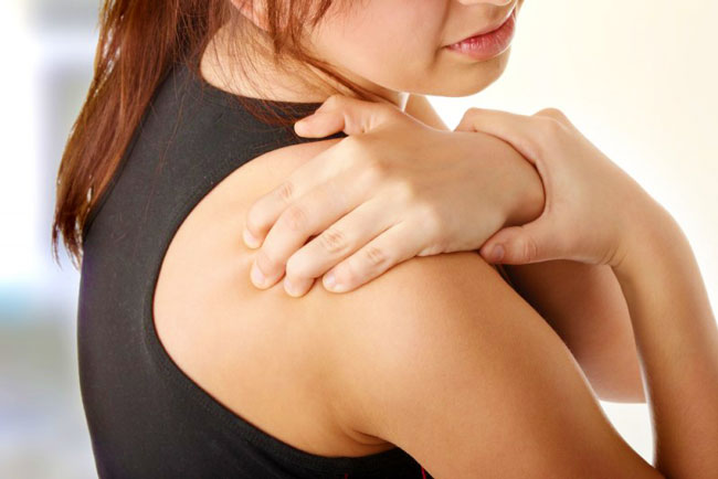 Лечение плечелопаточного периартрита в домашних условиях