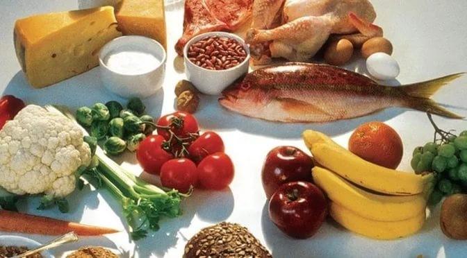 Продукты, полезные для суставов и костей