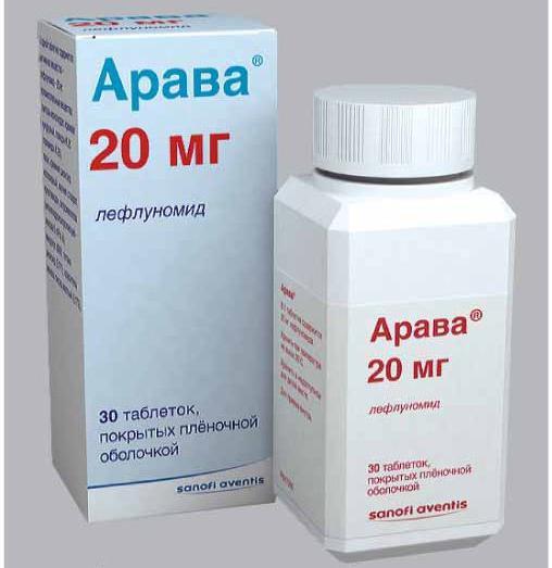 Лекарство для лечения суставов