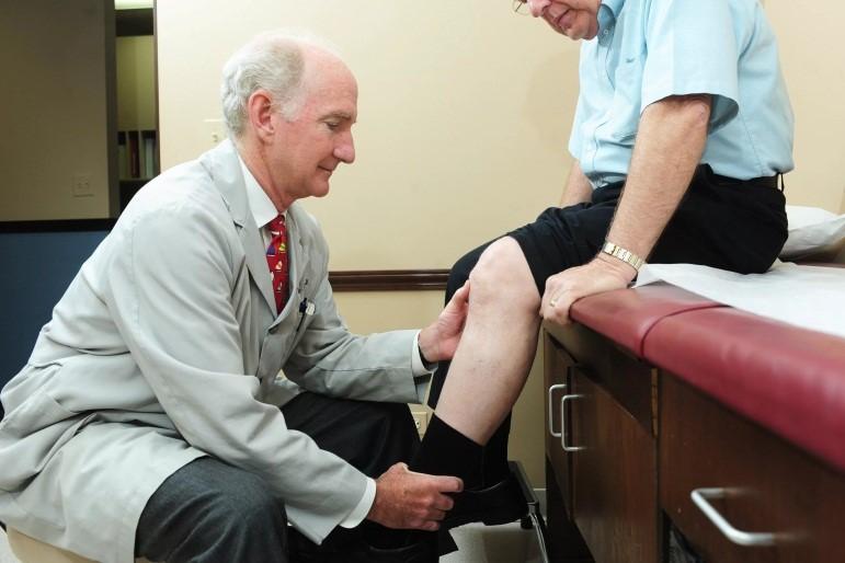 Диагностика реактивных артритов