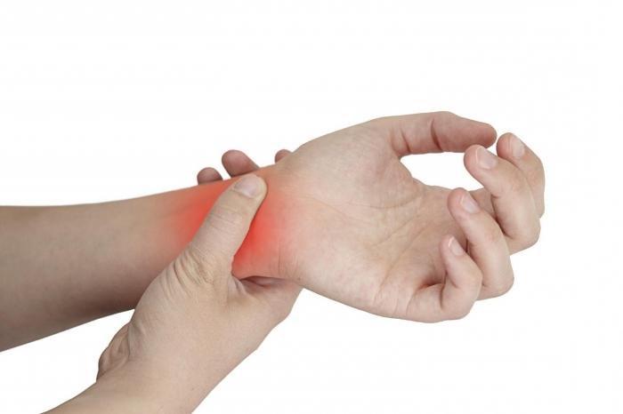 Остеоартроз лучезапястного сустава