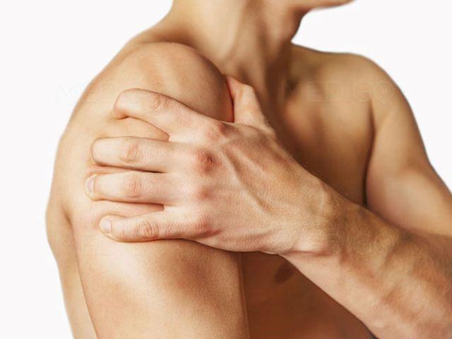Вывих плечевого сустава и его лечение в домашних условиях