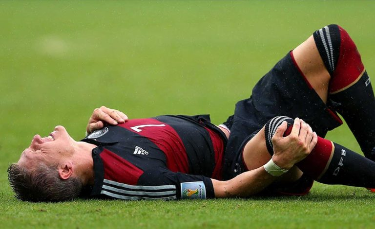 Симптомы повреждения связок коленного сустава