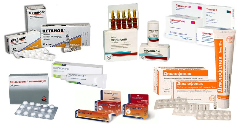 Обезболивающие гели мази и средства для лечения тазобедренных суставов