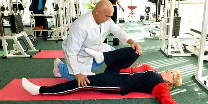 Комплекс упражнений по методу доктора Бубновского