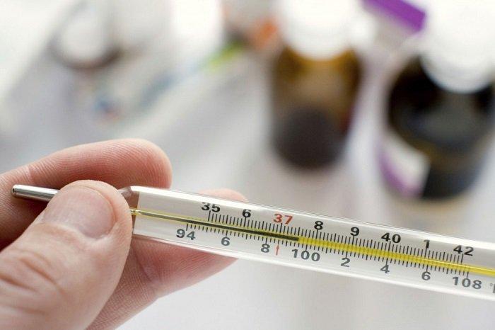 Причины высокой температуры