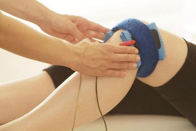 Лечение суставов электрофорезом