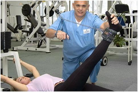 упражнения при остеоартрозе по Бубновскому