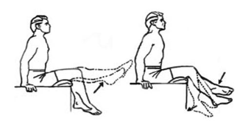 Лечебная зарядка при разрыве мениска