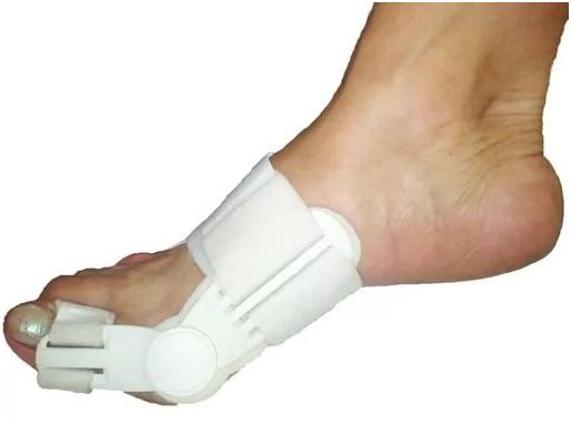 Ортопедические средства для лечения сустава большого пальца ноги