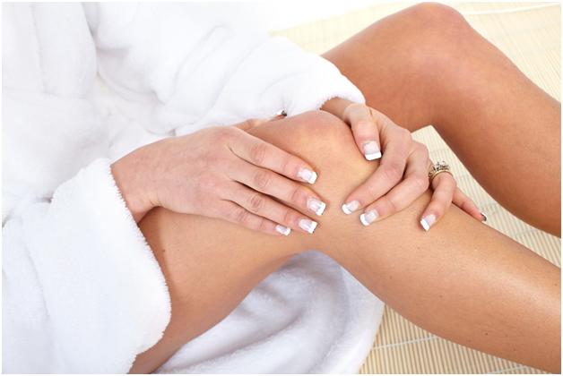 Артрит - одна из причин отека суставов