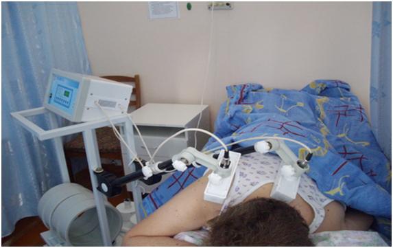 Диадинамотерапия в лечении суставов