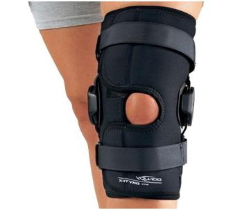Мягкий бандаж на колено